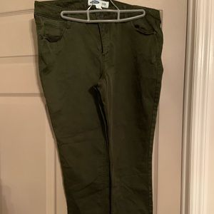 OLD NAVY ROCKSTAR SKINNY PANTS